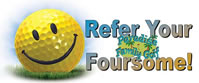 Refer Your Foursome