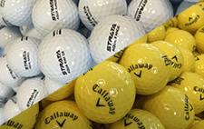New Range Balls