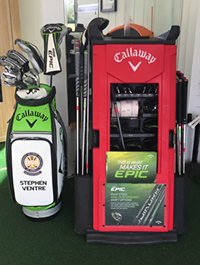 Callaway Fitting - Callaway and TaylorMade